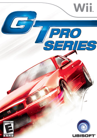 GT Pro Series - Nintendo Wii [USED]