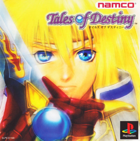 Tales of Destiny - PlayStation (Japan)