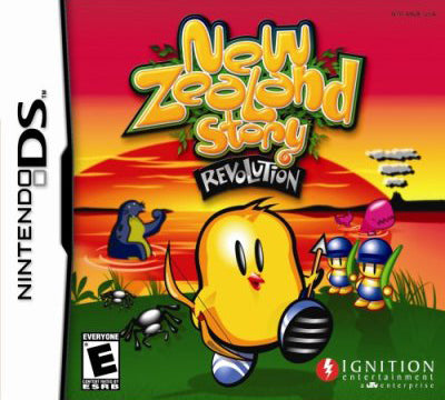 New Zealand Story Revolution - Nintendo DS