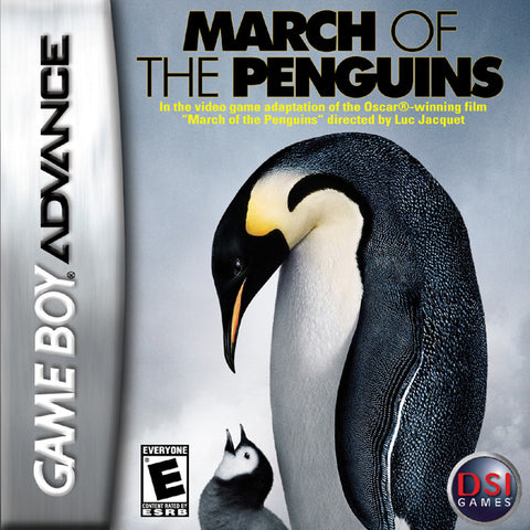 March of the Penguins - Game Boy Advance [NEW]