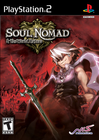 Soul Nomad & the World Eaters - PlayStation 2