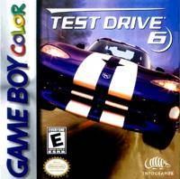 Test Drive 6 - Game Boy Color