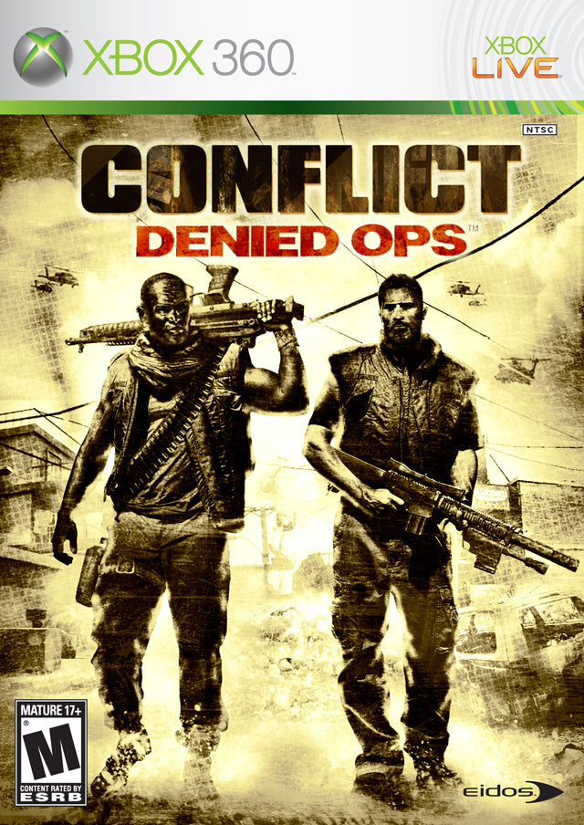 Conflict: Denied Ops - Xbox 360