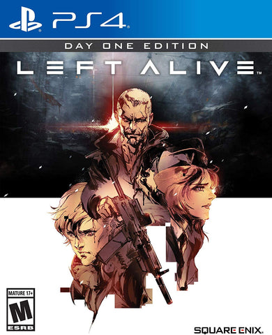 Left Alive - PlayStation 4