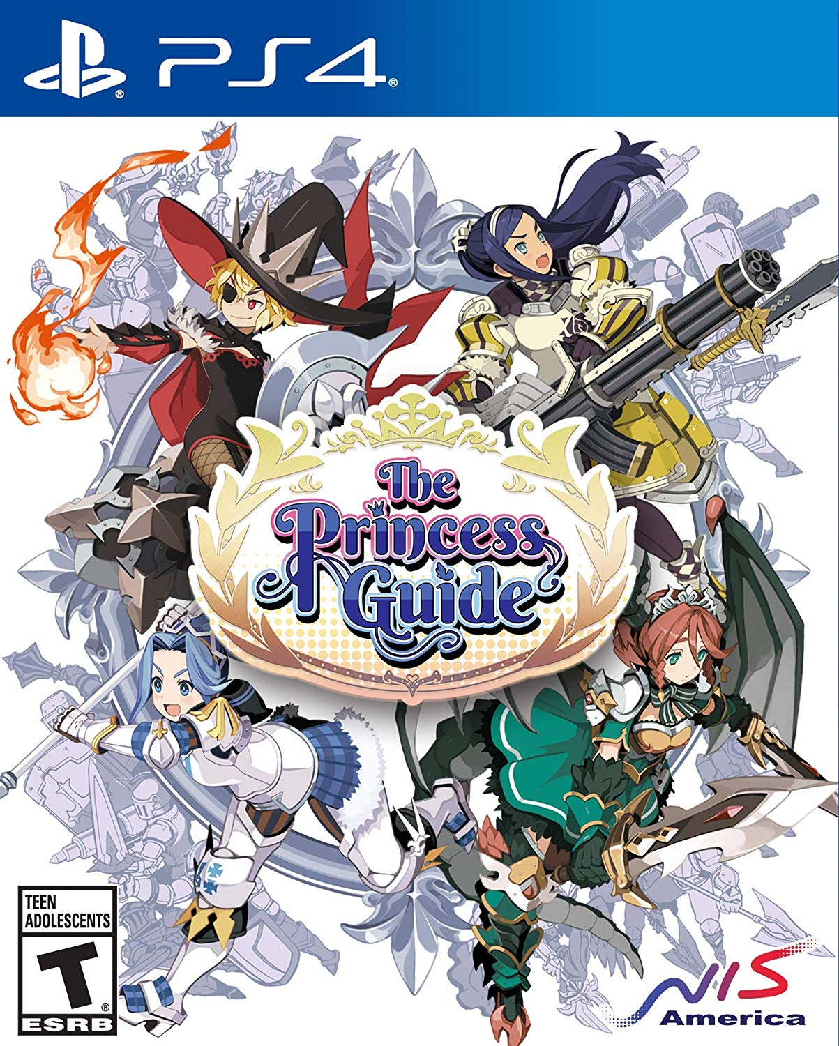 The Princess Guide - PlayStation 4