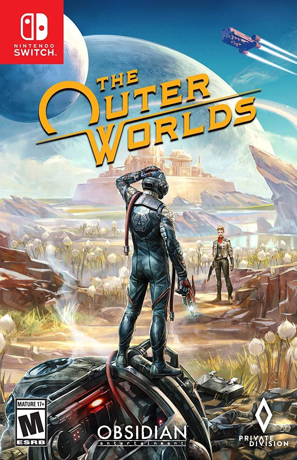 The Outer Worlds - Nintendo Switch