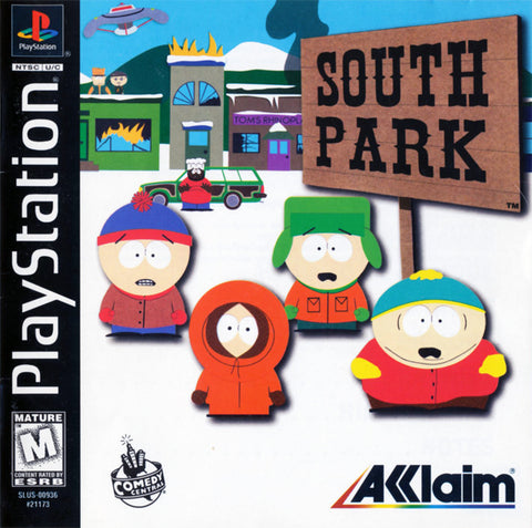 South Park - PlayStation