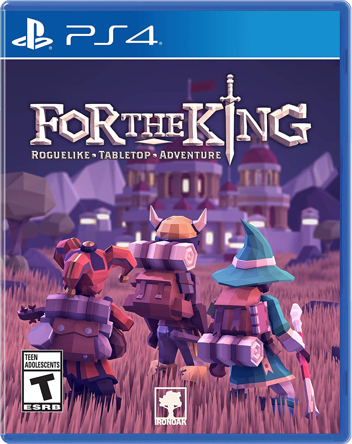For the King - PlayStation 4