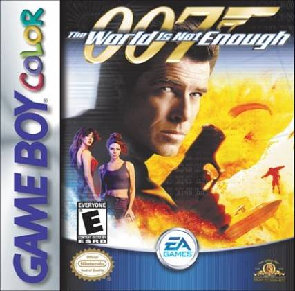 007: The World is not Enough - Game Boy Color [USED]