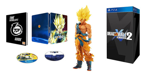 Dragon Ball: Xenoverse 2 (Colletor's Edition) - PlayStation 4 [NEW]