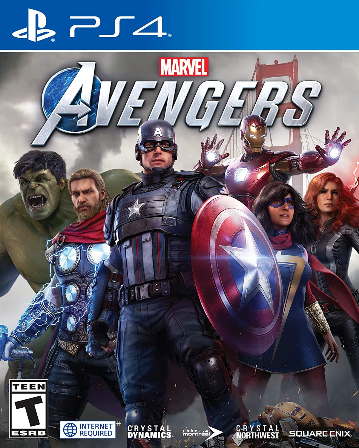Marvel's Avengers - PlayStation 4 Standard Edition