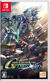 SD Gundam G Generation Cross Rays [Japan Import] Nintendo Switch