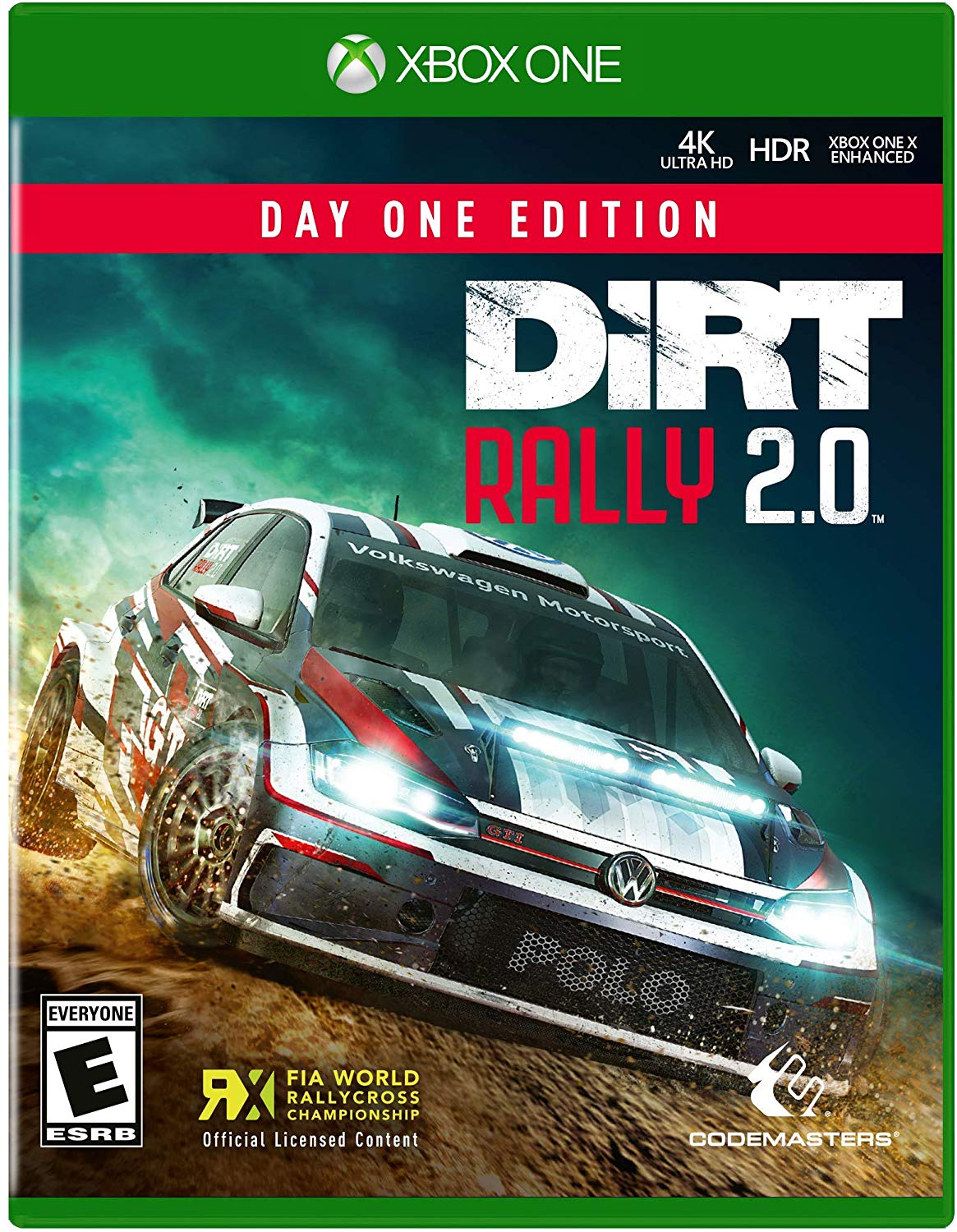 DiRT Rally 2.0 (Day One Edition) - Xbox One