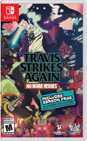 Travis Strikes Again: No More Heroes - Nintendo Switch