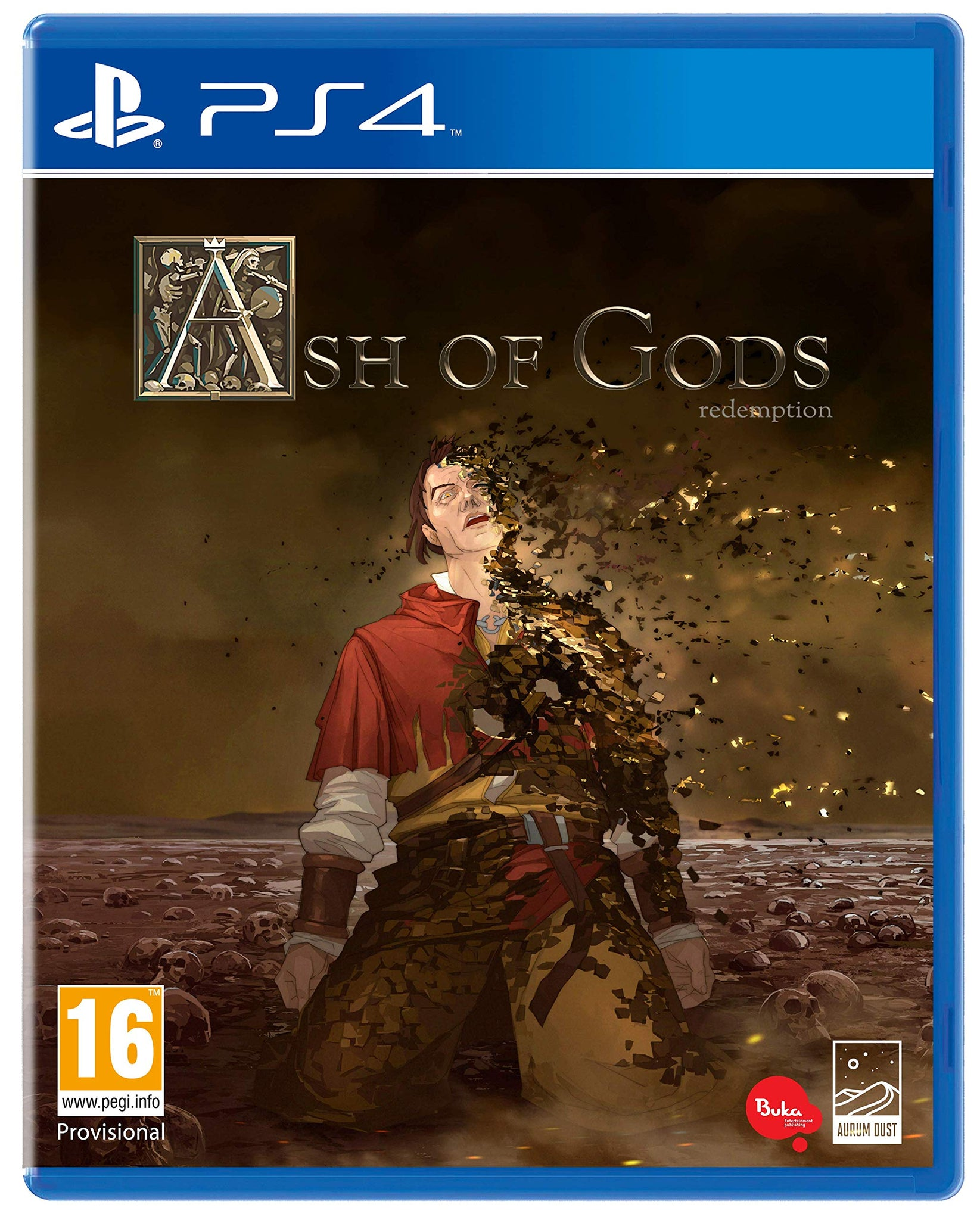 Ash of Gods: Redemption - PlayStation 4 (Europe)