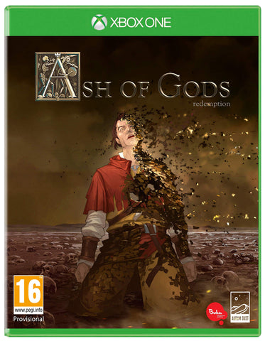 Ash of Gods: Redemption - Xbox One (Europe)