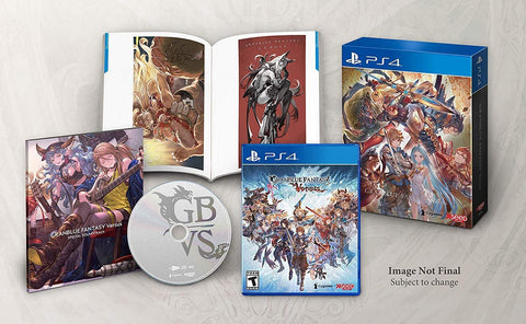 Granblue Fantasy: Versus - Premium Edition - PlayStation 4