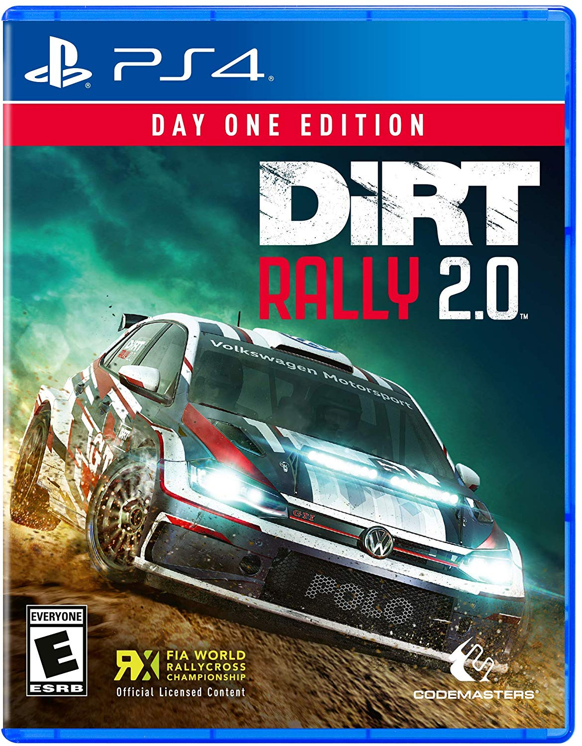 DiRT Rally 2.0 (Day One Edition) - PlayStation 4