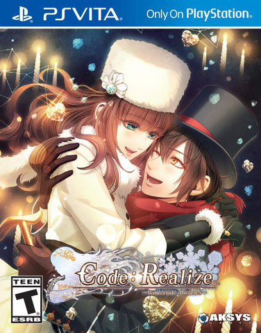 Code:Realize - Wintertide Miracles - PS Vita