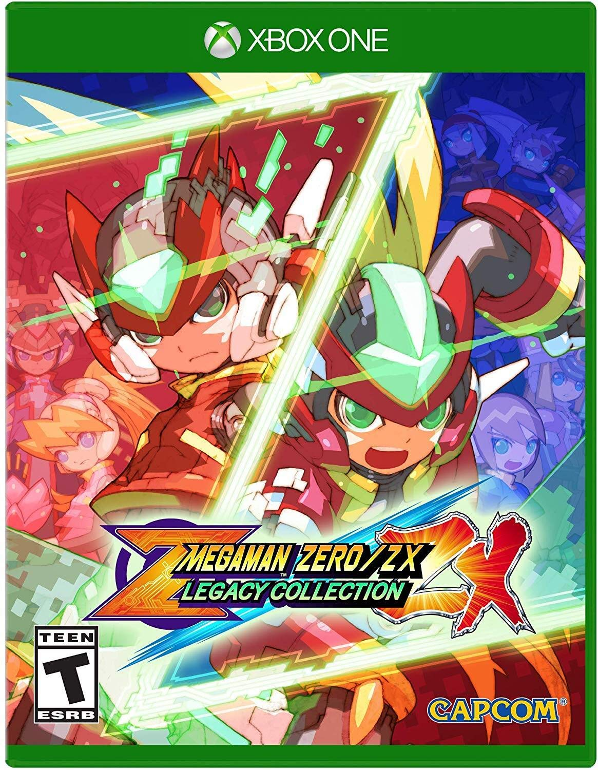 Mega Man Zero/Zx Legacy Collection - Xbox One Standard Edition (Pre-Order)