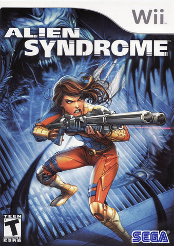 Alien Syndrome - Nintendo Wii [NEW]