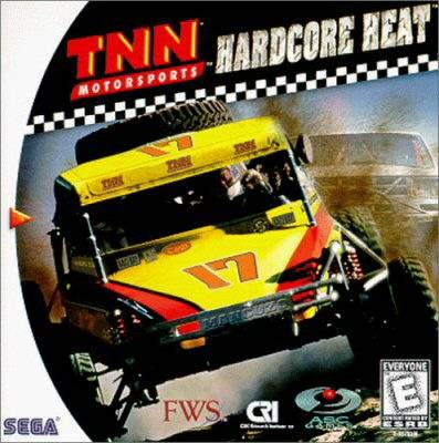 TNN Motorsports HardCore Heat - SEGA Dreamcast [NEW]