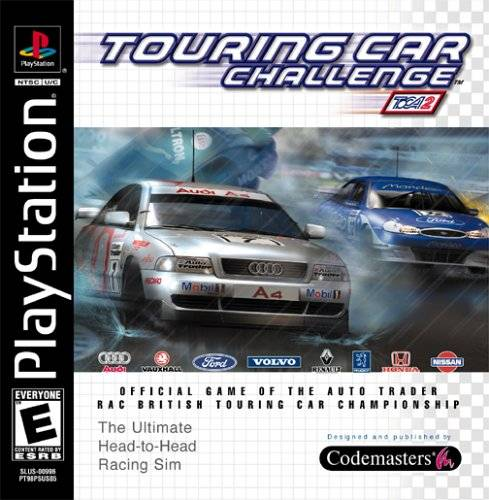 TOCA 2: Touring Car Challenge - PlayStation