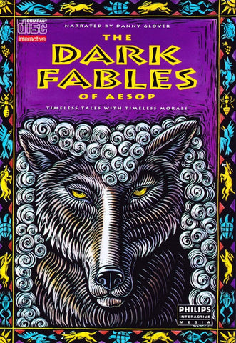 The Dark Fables of Aesop - CD-I