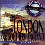 Destination Great Britain: London & Southern England - CD-I