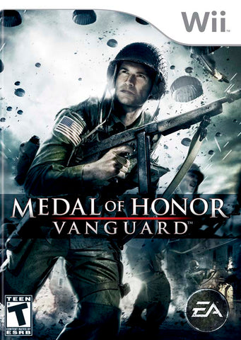 Medal of Honor: Vanguard - Nintendo Wii [USED]