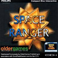 Space Ranger: Return to Earth - CD-I