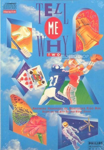 Tell Me Why 2 - CD-I