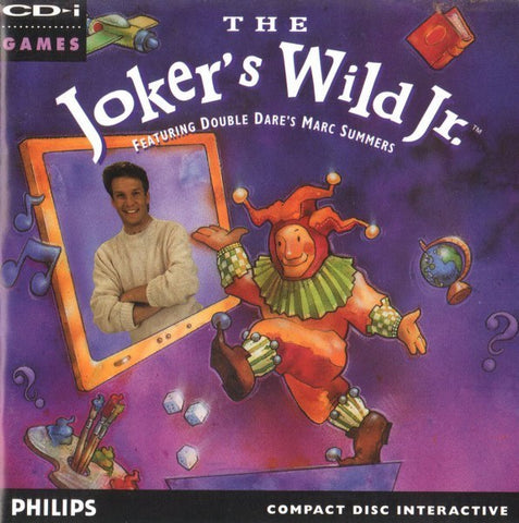 The Joker's Wild Jr. - CD-I