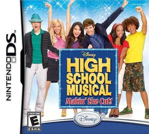 Disney High School Musical: Makin' the Cut - Nintendo DS