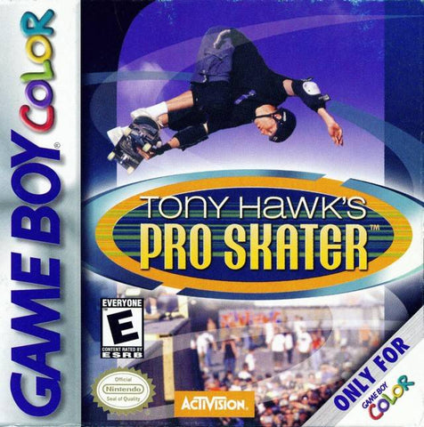 Tony Hawk's Pro Skater - Game Boy Color [USED]