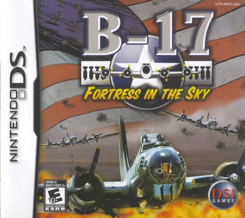 B-17: Fortress in the Sky - Nintendo DS