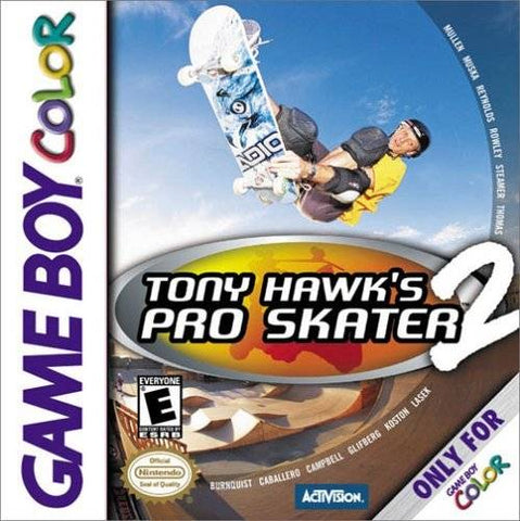Tony Hawk's Pro Skater 2 - Game Boy Color [USED]