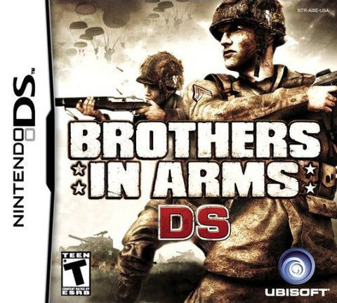 Brothers In Arms DS - Nintendo DS