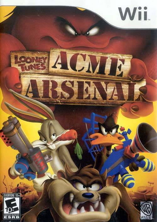 Looney Tunes: Acme Arsenal - Nintendo Wii [USED]