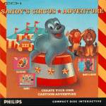 Sandy's Circus Adventure - CD-I