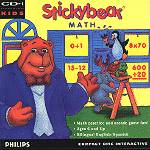 Stickybear Math - CD-I