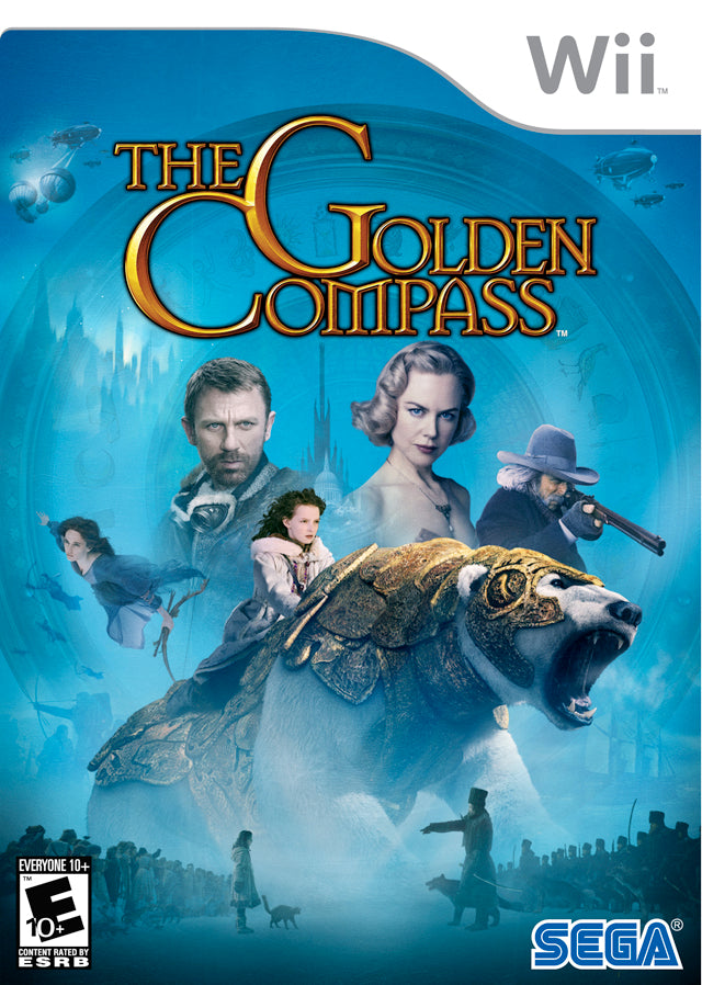 The Golden Compass - Nintendo Wii [NEW]