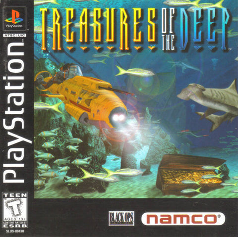 Treasures of the Deep - PlayStation