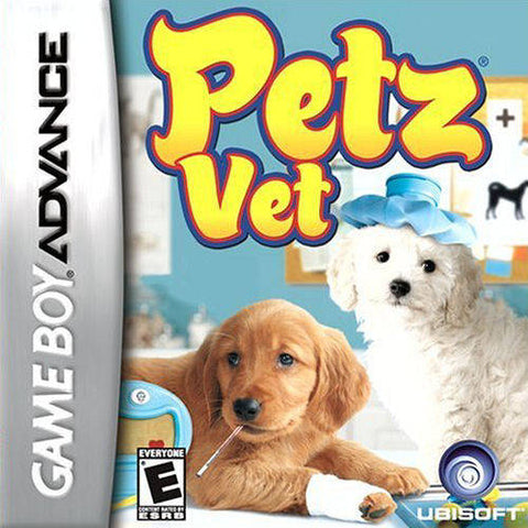 Petz Vet - Game Boy Advance [NEW]