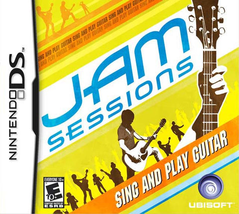Jam Sessions - Nintendo 3DS [NEW]