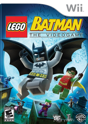 LEGO Batman: The Videogame - Nintendo Wii [NEW]