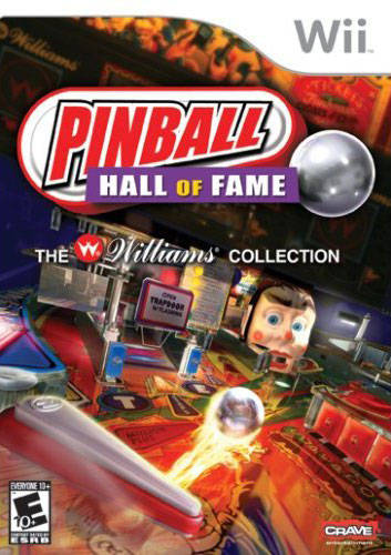Pinball Hall of Fame: The Williams Collection - Nintendo Wii [USED]
