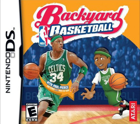 Backyard Basketball - Nintendo DS