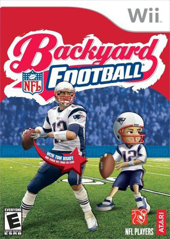 Backyard Football - Nintendo Wii [USED]