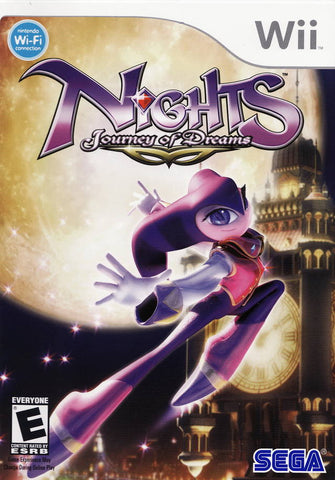 NiGHTS: Journey of Dreams - Nintendo Wii [USED]